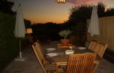 Photo for GIGARO - BAY OF VALMER - MAS 3 bedrooms, swimming pool, tennis, 500 m from the beach