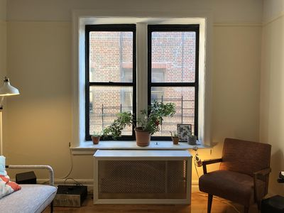 Photo for Sunny Brooklyn apartment near the park