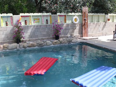Photo for Swimming Pool, Game Room, Ping Pong, Darts, and Pet Friendly!!