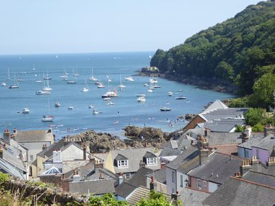 Photo for CAWSAND -  peace and tranquility with stunning views and parking
