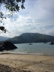 Photo for BEACHFRONT HOUSE ISLAND OF ARAÚJO PARATY RJ