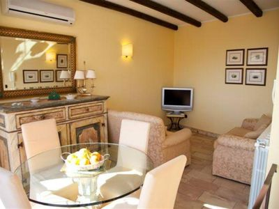 Photo for Luxurious apartment in the center of Taormina