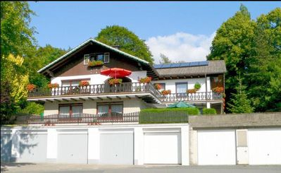 Photo for Holiday apartment Bad Harzburg for 2 - 4 persons with 2 bedrooms - Holiday apartment
