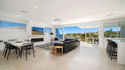 Photo for FRANGIPANI, TERRIGAL - NEWLY BUILT HOUSE, WIFI, LINEN INCLUDED
