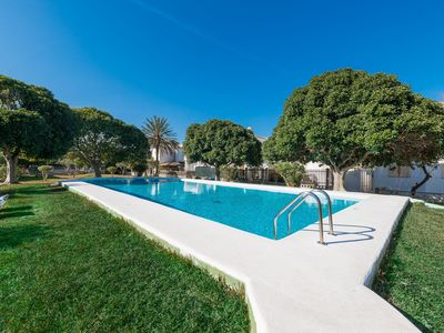 Photo for S'APARTAMENT - Apartment with shared pool in Port d'alcúdia.
