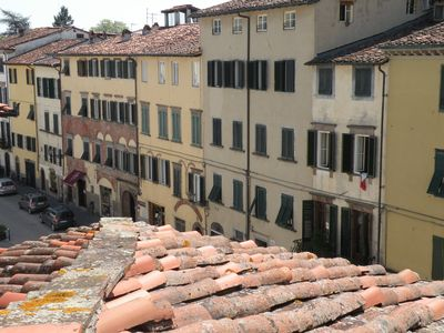 Photo for Simonella, apartment with view of the rooftops-WIFI-