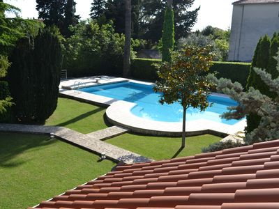 Photo for NEW Luxury Villa Castelli with huge private swimming pool,sauna,outside bar