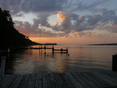 Photo for Cayuga Lake Cottage near Ithaca, Taughannock Falls State Park and Trumansburg, N