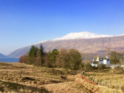 Photo for Traditional and Characterful Farm Cottage on Loch Awe