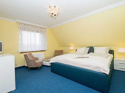 Photo for Double Room No. 2 -. Pension Haus Christine