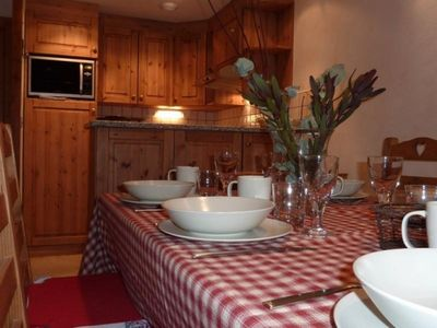 Photo for Apartment Val Thorens, 3 bedrooms, 6 persons