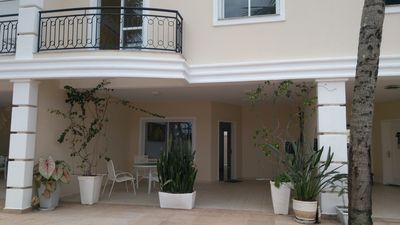 Photo for HOUSE IN CONDOMINIUM TO 20M FROM THE BEACH OF ENSEADA !!