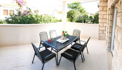 Photo for Apartment DOT Deluxe (33861-A1) - Supetar - island Brac