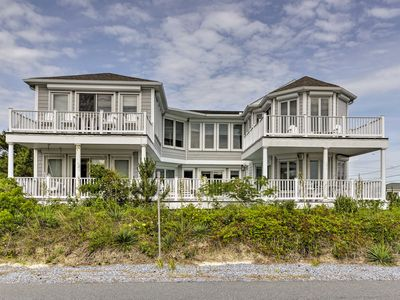 Photo for NEW! Gorgeous Home Steps from Fenwick Island Beach