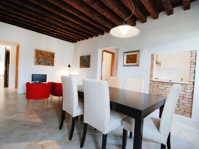 Photo for Apartment Casanas in Venezia - 6 persons, 3 bedrooms