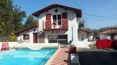 Photo for Detached duplex house for 2 people ST Jean de luz