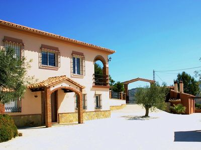 Photo for Rustic Villa in Alora with Swimming Pool