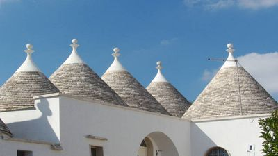 "Photo for TRULLI VINEYARD - ""LUNA"" 6/8 BEDS"