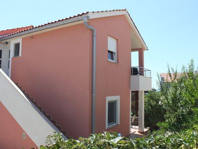 Photo for Apartments MIRTA for 8 people with lovely terrace and grill