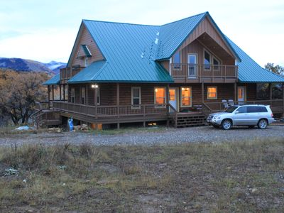Photo for Large, Peaceful,  Mountain Home in Mount Pleasant, Utah