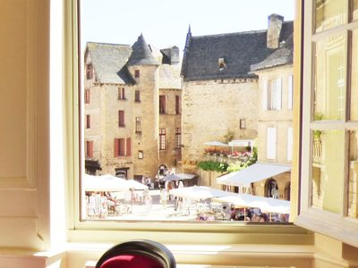 Photo for Exceptional Location & View in the Heart of Sarlat Medieval City