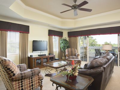 Photo for Spacious Luxury Condo With Amazing Golf Views! Near Disney