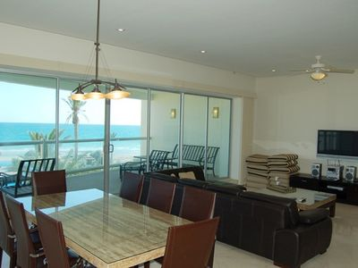 Photo for Luna Blanca Resort Beachfront 2 Bedroom Condo - Unit# 303