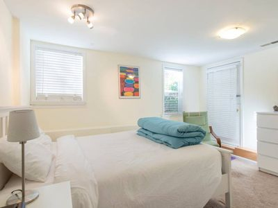 Photo for Super pleasant, cozy and comfortable one-bedroom Victorian apartment in Glen Park