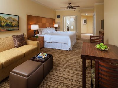Photo for STUDIO PREMIUM VILLA (Oceanview) THE WESTIN KĀ'ANAPALI OCEAN RESORT VILLAS NORTH