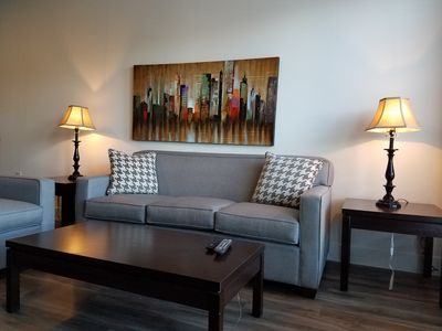Photo for Legacy West - Luxury Living - 1 Bedroom@Plano/Frisco