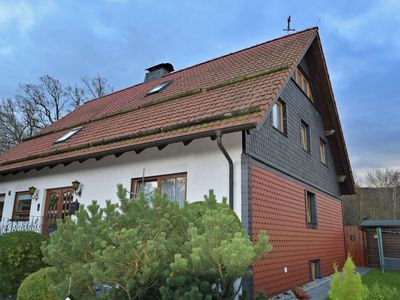 Photo for Beautiful apartment in the Harz near Hahenklee with covered balcony