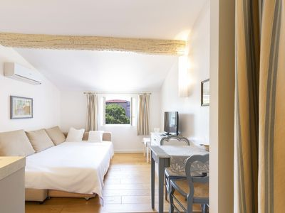 Photo for Home Sweet Home 31: Studio with AC under the roofs of Old Antibes