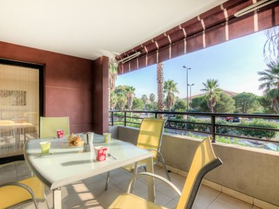 Photo for Apartment Santa Monica  in Fréjus, Cote d'Azur - 4 persons, 1 bedroom