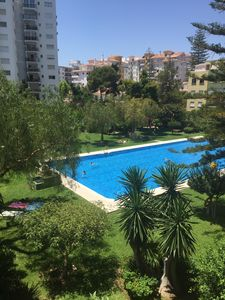 Photo for Newly renovated apartment located centrally in Los Boliches, with stunning pools