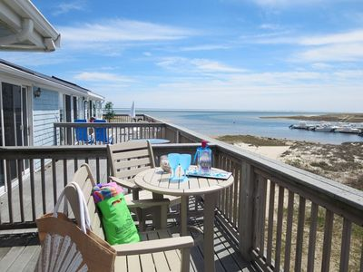 Photo for Outermost Condo - Beachfront Townhome with views