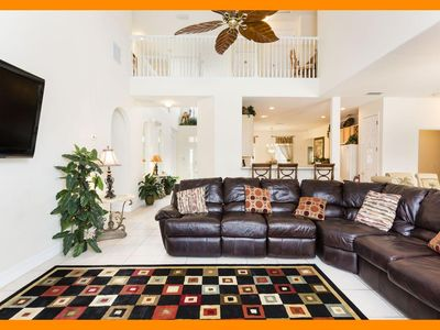 Photo for Formosa Gardens 6 - villa with pool, game room & theater room near Disney