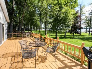 Lakefront 3BR Grayling House w