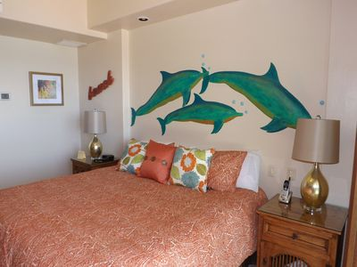 Enjoy the beautiful comforts and colors of happiness after a day at the beach!
