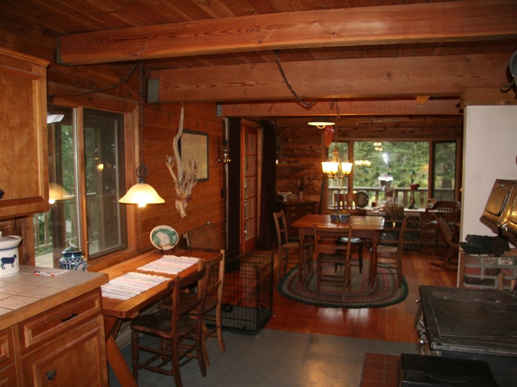 Property Image#2 Secluded Orcas Island Cabin
