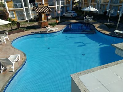 Photo for 1BR Apartment Vacation Rental in Porto Seguro, Bahia