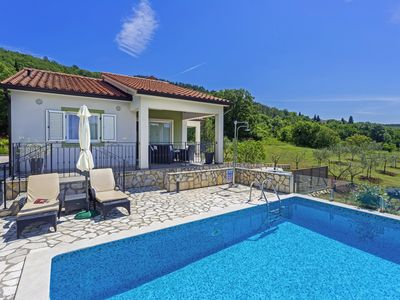 Photo for Villa Paliska * 5000 m2 estate, private pool, whirlpool, free WiFi