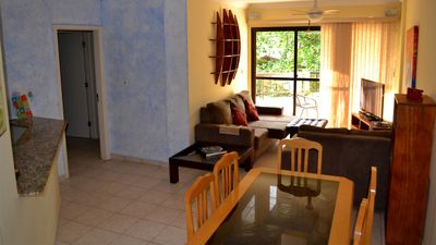Photo for Apt. 2 bedr. in Itaguá, Air Conditioning, Balcony, Wifi, Great Location