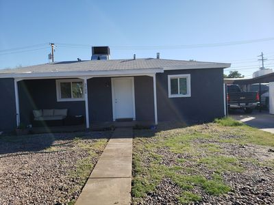 Photo for Beautiful 3 bedroom 1 bath 50s home thats been updated