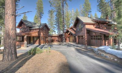 Photo for Exclusive, Luxury Lahontan on Golf Course Near Northstar; ski lease available
