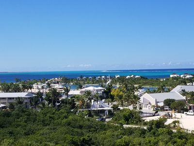 Photo for Spacious Ocean view 1 bedroom-Turtle Cove, Providenciales, TCI