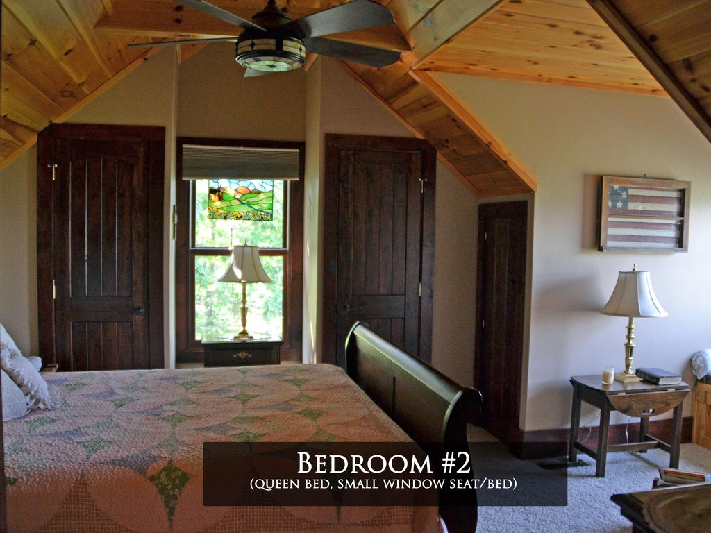 Amazing Mountain Views 4 Bedrooms Pisgah Forest Smoky