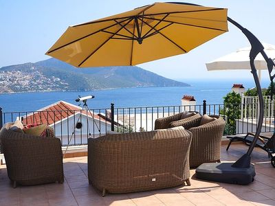 Photo for 4BR Villa Vacation Rental in Kalkan, Antalya