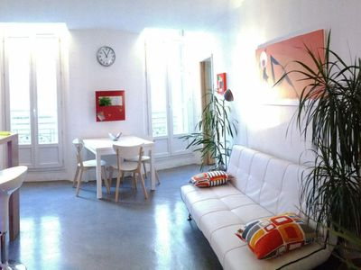Photo for Apartment Le Rouet II in Marseille - 5 persons, 2 bedrooms