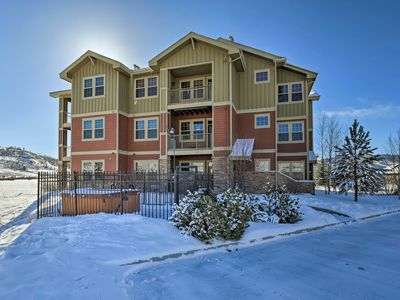 Photo for Granby Condo w/Resort Amenities - 5 Min to Ski Mtn