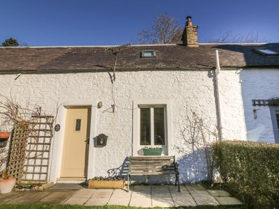 Photo for GALABANK COTTAGE, character holiday cottage in Stow, Ref 972397